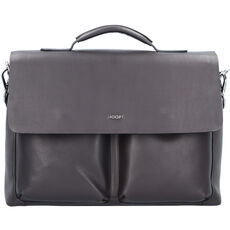 Joop! Liana 2 Kreon Aktentasche Leder 40 cm Laptopfach, brown