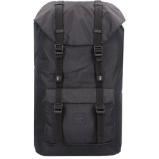 Herschel Little America Rucksack 49 cm Laptopfach, black