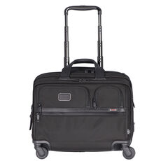 Tumi Alpha 3 4-Rollen Businesstrolley 39 cm, black