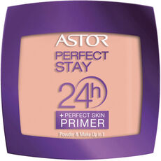 Astor Perfect Stay 24h Powder & Make Up in 1 + Perfect Skin Primer