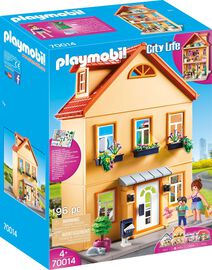PLAYMOBIL® City Life Mein Stadthaus 70017