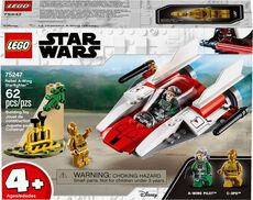 LEGO® Star Wars™ 75247 - Rebel A-Wing Starfighter