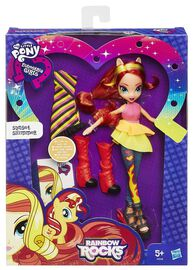 Hasbro - My Little Pony Equestria Girls Fashion Puppen