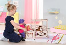 BABY born® Pony Farm Deluxe Reit-Outfit
