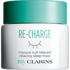 Clarins My Clarins RE-CHARGE Relaxing Sleep Mask, Nachtmaske