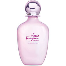 Salvatore Ferragamo Amo Flowerful, Pearled Showergel, 200 ml