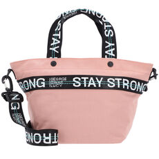 George Gina & Lucy Roots Lil Baget Handtasche 37 cm, rose strong