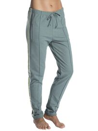 Essenza Sweat-Pants, Green, grün