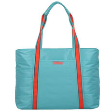 American Tourister Uptown Vibes Shopper Tasche 37 cm Laptopfach, mint/peach