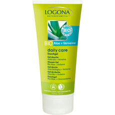 Logona daily care Duschgel Bio Aloe + Verveine, 200 ml