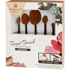 Boulevard de Beauté Trend Brush, Pinsel-Set