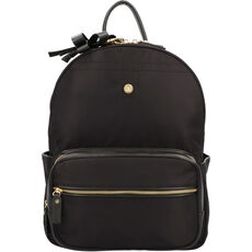 Jette Nylon All Around CIty Rucksack 36 cm Laptopfach, black