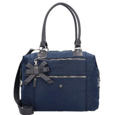 Jette Nylon All Around Schultertasche 37 cm, dark blue