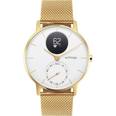 """Withings Hybrid Smartwatch Steel HR, Limited Edition """"40-39-4986"""""""