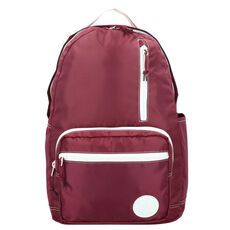 Converse Courtside Go City Rucksack 44 cm Laptopfach, dark burgundy