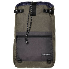 Chiemsee Casual Rucksack 44 cm Laptopfach, olive night