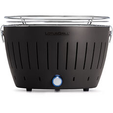 Lotusgrill Barbecue Grill raucharm, Ø 32 cm, anthrazit