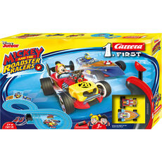 Carrera Mickey and the Roadster Racers