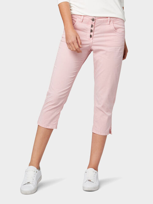 Tom Tailor Hosen & Chino Relaxed Tapered Jeans , Soft Pink, 34 | Bekleidung > Jeans > Sonstige Jeans | Tom Tailor