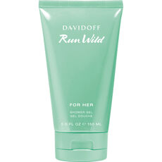 Davidoff Run Wild For Her, Duschgel, 150