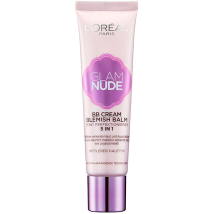 L'Oréal Paris BB Cream Glam Nude Cream