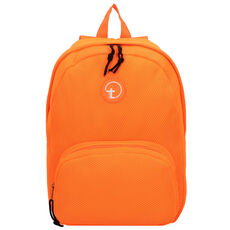 Travelite Mesh Rucksack 40 cm, orange
