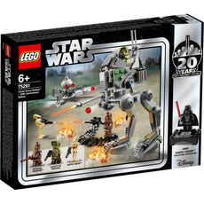 LEGO® Star Wars 75261 Clone Scout Walker – 20th Anniversary Edition