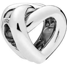 "Pandora Charm Knotted Hearts ""798081"", 925er Silber"