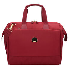 Delsey Montrouge Aktentasche 46 cm Laptopfach, rouge red