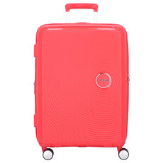 American Tourister Soundbox 4-Rollen Trolley 67 cm, coral red