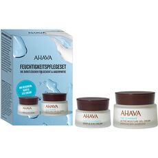 Ahava Act Moist Gel & Eye Cream Kit