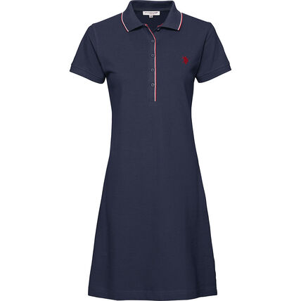 U.S. POLO ASSN. Damen Polo-Kleid