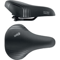 Selle Royal Damen Sattel Roomy Moderate, schwarz