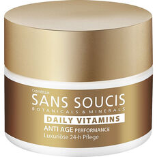 Sans Soucis ANTI AGE PERFORMANCE Luxuriöse 24-h Pflege, 50 ml