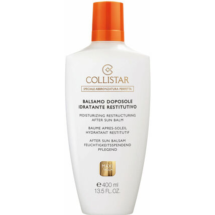 Collistar Moisturizing Restructuring After Sun Balm, 400 ml