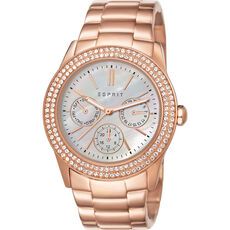 "Esprit Damenuhr ""TP10382 ROSE GOLD"", rotgold"