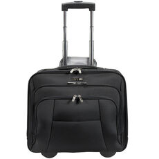 d & n Bussiness & Travel Business-Trolley 41 cm Laptopfach, schwarz