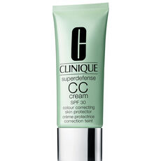 Clinique Superdefense CC SPF 30 Colour Correcting Skin Protector, getönte Tagespflege