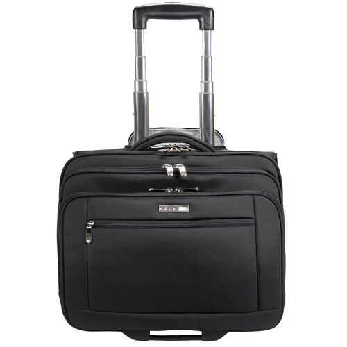 d & n Bussiness & Travel Business-Trolley 42 cm Laptopfach, schwarz | Taschen > Businesstaschen > Business Trolleys | d & n