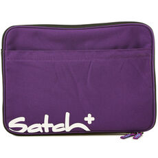 satch plus Laptopsleeve Laptophülle S 26 cm, Power Purple