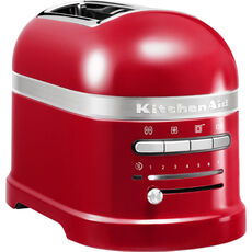 KitchenAid Toaster Artisan 5KMT2204, empire-rot