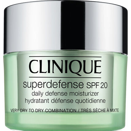 Clinique Superdefense SPF 20 Daily Defense Moisturizer Hauttyp 1/2