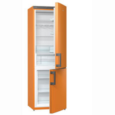 Gorenje RK6192EO Kühl-Gefrierkombination, A++, juicy orange