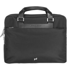 Porsche Design Shyrt-Nylon BriefBag MZ Aktentasche 39 cm Laptopfach, black