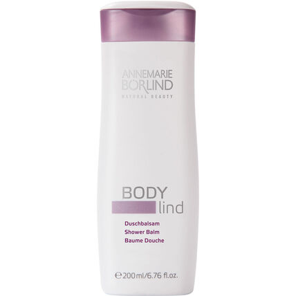 Annemarie Börlind BODY lind Duschbalsam, 200 ml