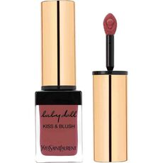 Yves Saint Laurent Baby Doll Kiss & Blush, Lippenstift