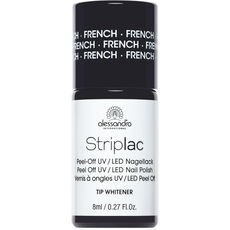 Alessandro Striplac French, Peel-Off UV/LED Nagellack
