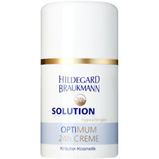 Hildegard Braukmann 24h Solution Optimum 24h, Gesichtscreme, 50 ml