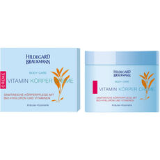 Hildegard Braukmann Body Care Vitamin, Körpercreme, 200 ml