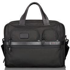 Tumi Alpha2 Aktentasche 40 cm Laptopfach, black 2